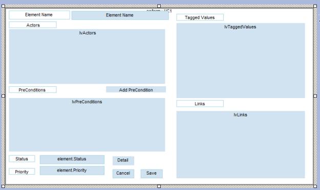 Current version of UC diagram