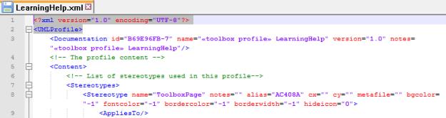 A Bad UML Profile