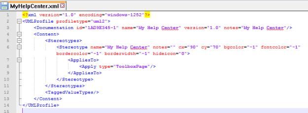 A Good UML Profile