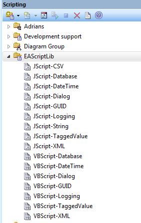 EA Script Library